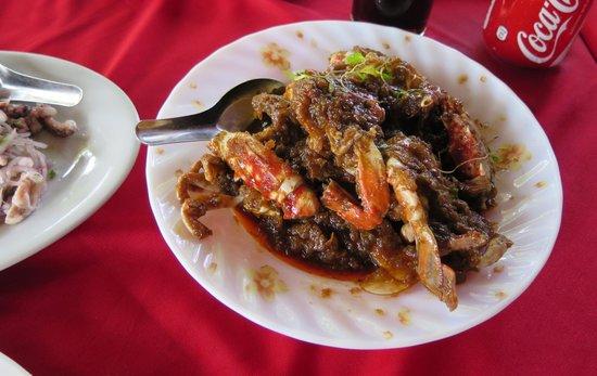 Best Friend Restaurant : Crab Masala