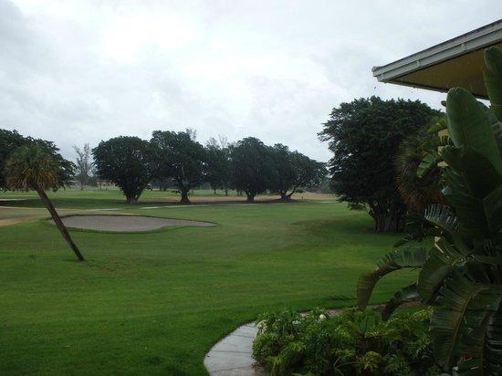 Hotel Indigo Miami Lakes : perto ao campo de golfe