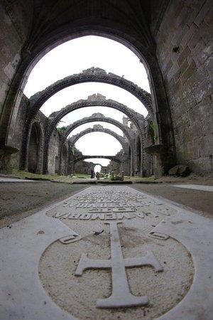 Ruinas de Santa Marina