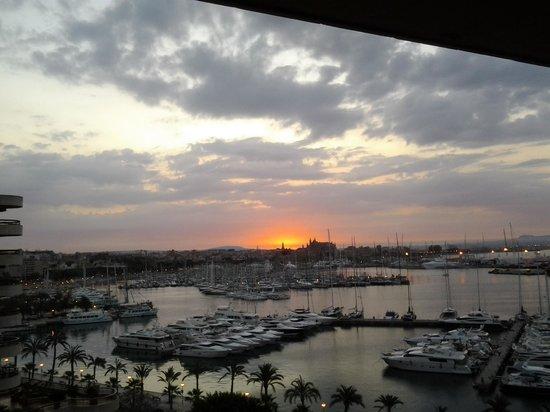 Melia Palas Atenea : Sunrise.