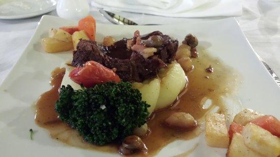 BEST WESTERN Derwent Manor: The food was always goog