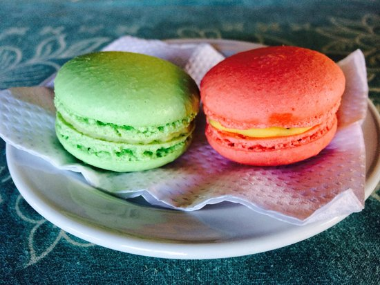 lady Marion: Macarons riquisimos!