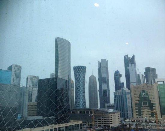 Aparthotel Adagio Premium West Bay Doha: الاطلاله