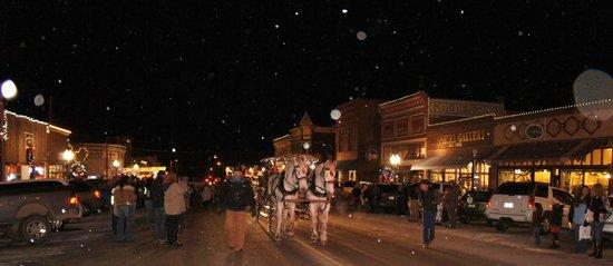 Christmas Town Usa.Christmas Town Usa Aka Philipsburg Mt Picture Of The