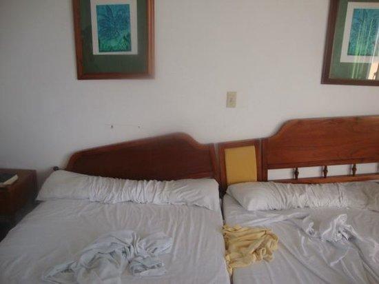Hotel Club Acuario: habitacion