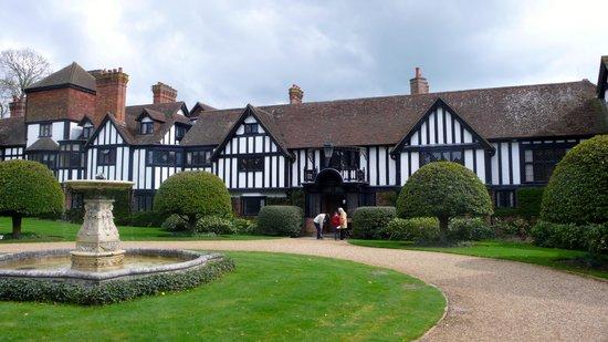 Ascott House: Exterior View