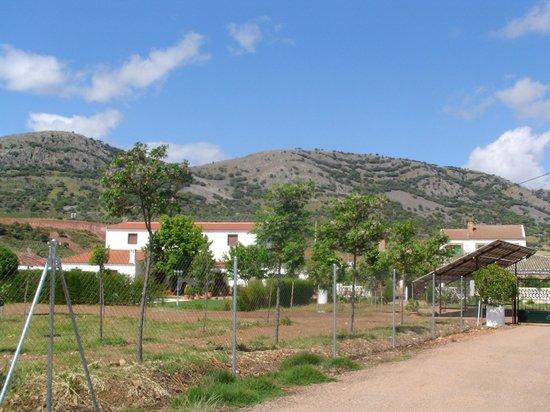 Porzuna, Spanien: Exterior