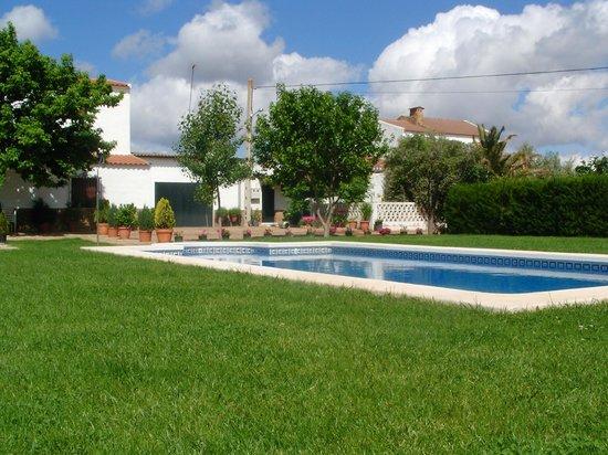 Porzuna, Spanien: Zona piscina