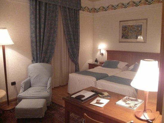 Best Western Hotel Firenze: Amplia habitación 224