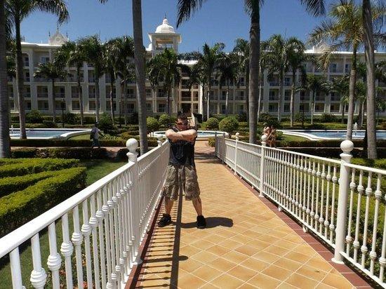 Hotel Riu Palace Punta Cana : me