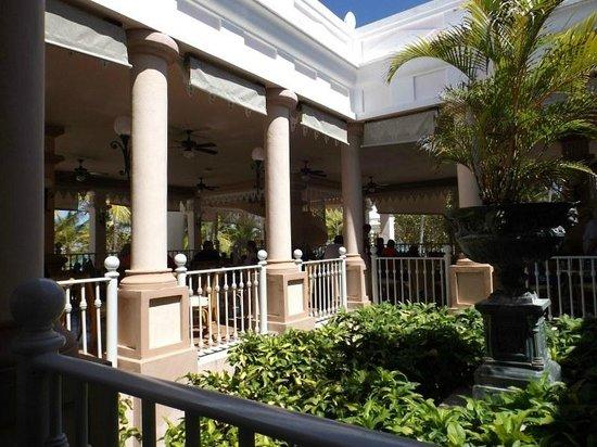 Hotel Riu Palace Punta Cana : Steak house