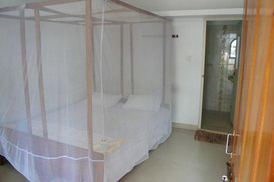 Keratheeram Beach Resort : Bedroom
