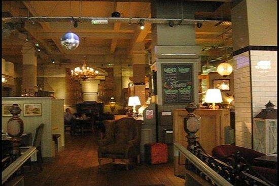Howard Street Restaurant Bookings