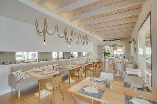 Restaurante Marisco: iluminacion excepcional