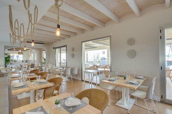 Restaurante Marisco: salon