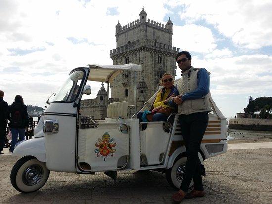 Sofitel Lisbon Liberdade: alrededores del hotel