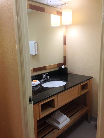 La Quinta Inn & Suites LAX: Ванная комната