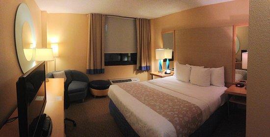 La Quinta Inn & Suites LAX: Номер Double