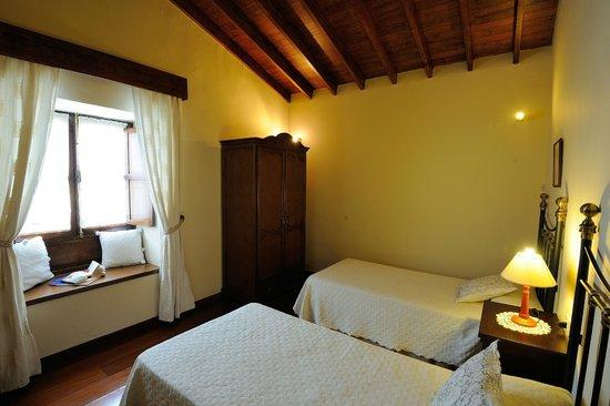 Finca la Majadera : Dormitorio 2