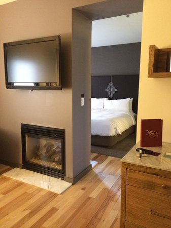 Andaz Napa: King suite