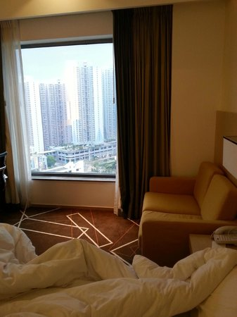 Holiday Inn Express HONG KONG KOWLOON EAST : Room/suite