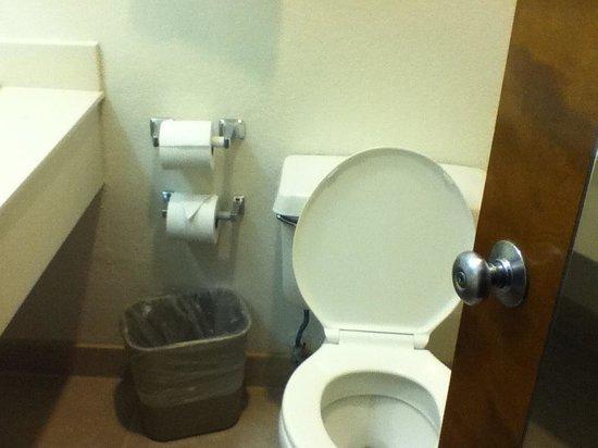 Days Inn Solvang / Buellton: Bathroom room 117