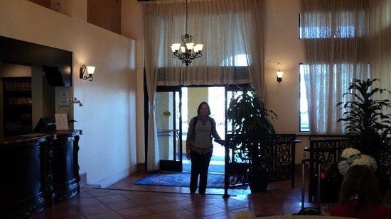 La Quinta Inn & Suites San Francisco Airport West: Recepção