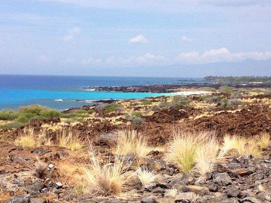 Manini'owali Beach (Kua Bay): Heading to this amazing beach!!!!'