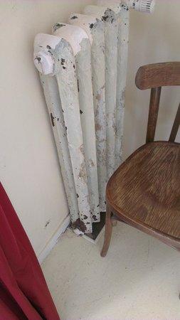 Hotel Cosy: The so called wardrobe