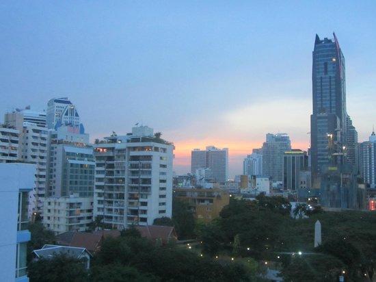 Galleria 10 Hotel Bangkok by Compass Hospitality: Great views