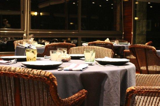 Ar Men Du : le restaurant