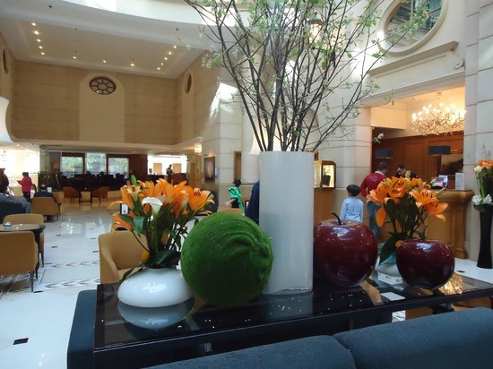 Paris Marriott Champs Elysees Hotel : Отель Мариот