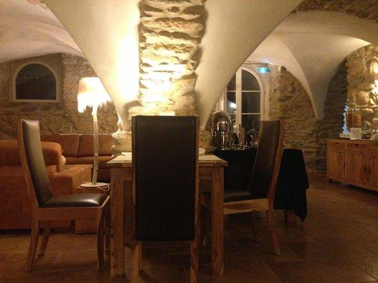 La Dimora : Breakfast & Dinning Room