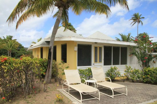 Nisbet Plantation Beach Club: Deluxe garden cottage