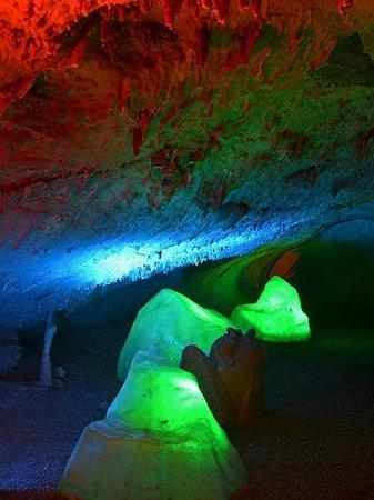 Dechenhöhle: Lichter 2014