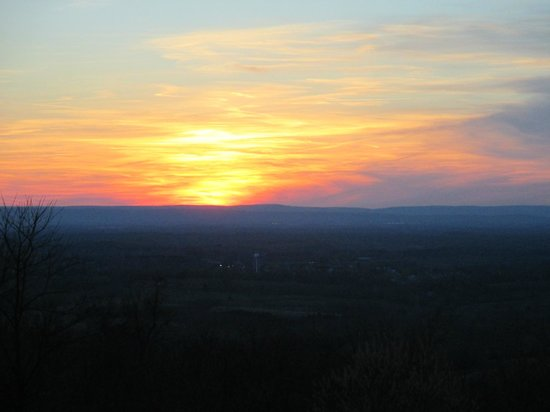 Antietam Overlook Farm: Sunset