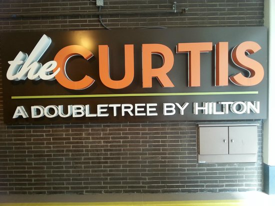 The Curtis Denver - a DoubleTree by Hilton Hotel: The Curtis