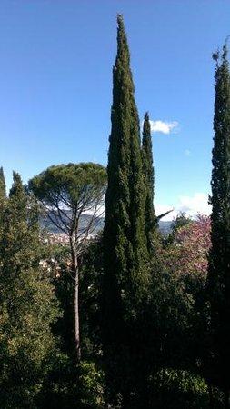 Giardino di Villa Strozzi