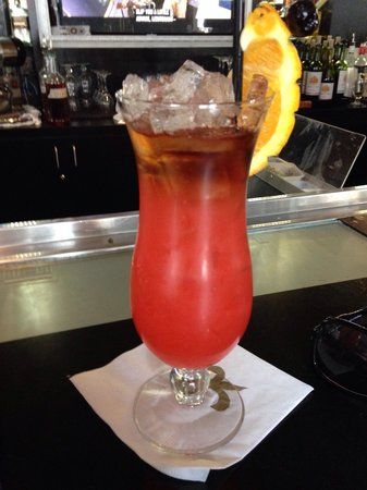 Bourbon Orleans Hotel: Best hurricane in the city!