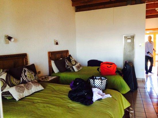 Hotel Divisadero Barrancas del Cobre: Recámara 45