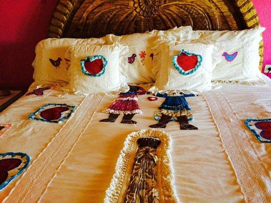 Hotel Divisadero Barrancas del Cobre: Colcha