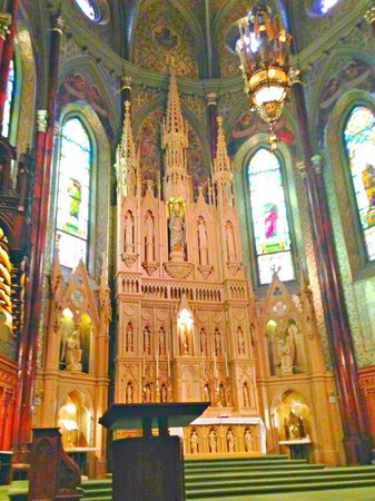 "St. Patrick's Basilica: A ""Must See and Experienced "" Church"