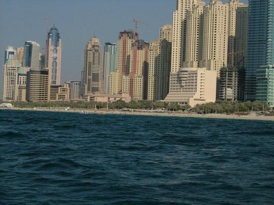 Residence & Spa at One&Only Royal Mirage Dubai: Skyline dubai