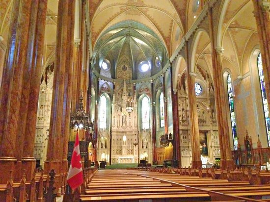 """St. Patrick's Basilica: A """"Must See and Experienced """" Church"""