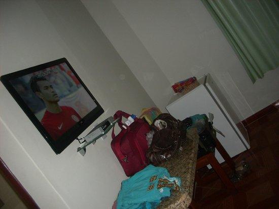 Hotel Litoral: quarto