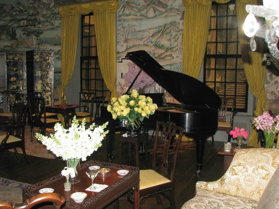 Winterthur Museum & Country Estate: one of 2 floors toured