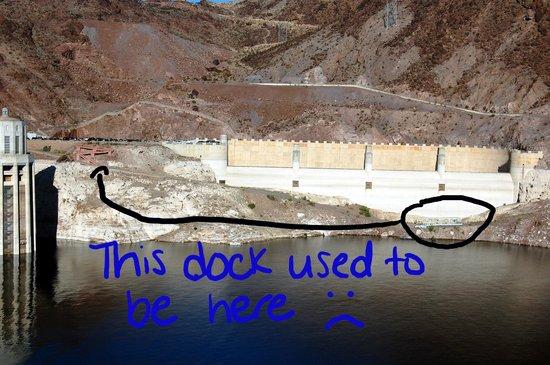 Dean Outdooor Adventures : Hoover Dam dock