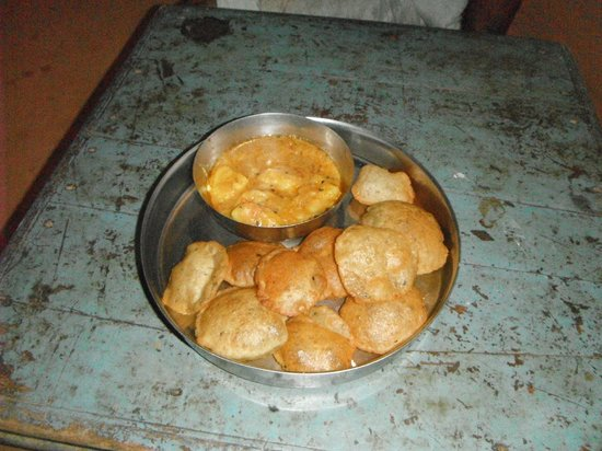 Chhotaram Prajapat's Homestay: Probably one of the most delicious meals of our entire trip!