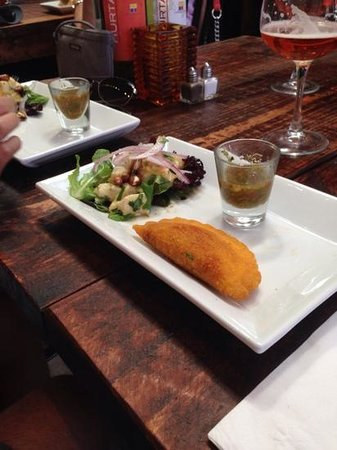 Miami Culinary Tours - Private Tours: Ceviche & Empanada at Bolivar