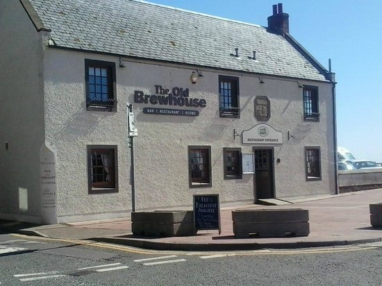 The Old Brewhouse, Danger Point, Arbroath